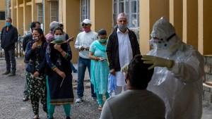 India Crosses 8 Million Coronavirus Cases; Second Only To U.S.