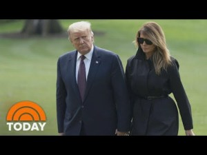 President Trump And First Lady Test Positive For Coronavirus | TODAY