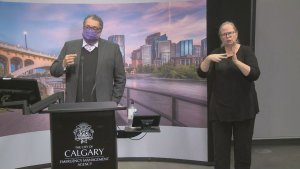 City of Calgary to update COVID-19 response Thursday afternoon