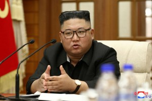 Kim Jong Un reportedly executed two people, closed capital over COVID-19 fears