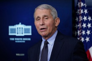 Fauci says Johnson & Johnson COVID-19 vaccine may get approval in two weeks