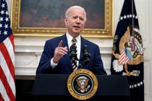 Biden to reinstate COVID-19 travel ban targeting UK, Europe and Brazil