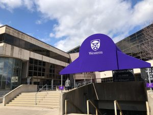 Western University students grapple with COVID-19 outbreaks and final exams