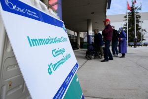 Ottawa sets single-day COVID-19 vaccination record