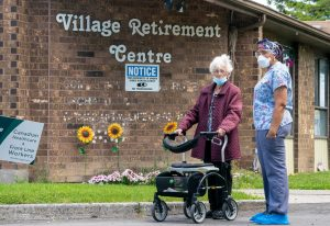 COVID-19: Ontario easing restrictions in long-term care homes
