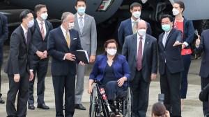 U.S. Senators Promise COVID-19 Vaccines For Taiwan Amid China Row