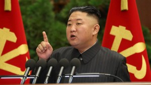 Kim Jong Un Says A Lapse In COVID Protocols Caused A 'Grave Incident'