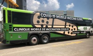 GO COVID-19 vaccine buses to make stops in Barrie, Ont.