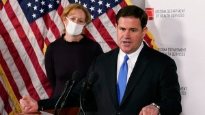 U.S. says Arizona can't use COVID-19 money just for schools without mask mandates