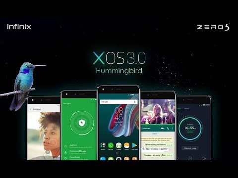 List Of Infinix Phones To Get XOS 3 Hummingbird + Android