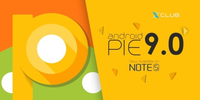 Infinix Note 5 and Note 5 Stylus Android 9.0 Pie Update
