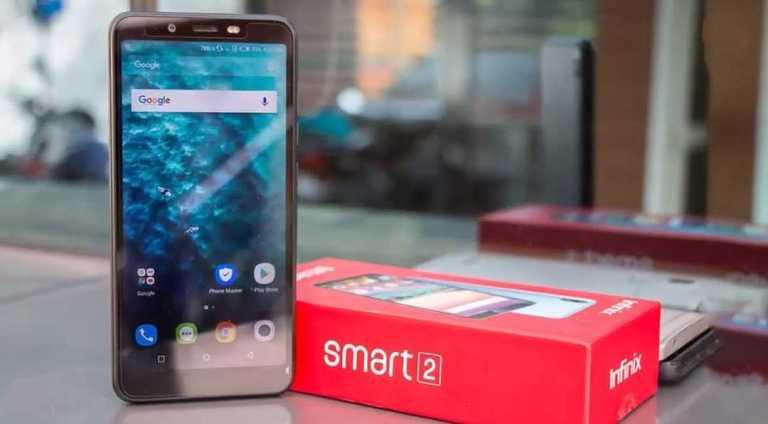 Infinix Smart 2 Android 9.0 Pie Update