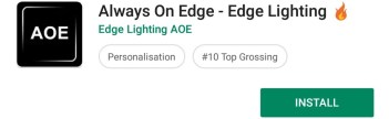 Download Always On Edge android app
