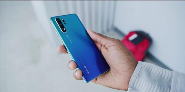 Huawei P30 Pro dimensions