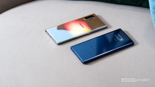 Samsung's Galaxy Note 10 Plus vs Galaxy Note 9