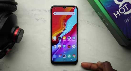 Infinix Hot 8 android tips and tricks
