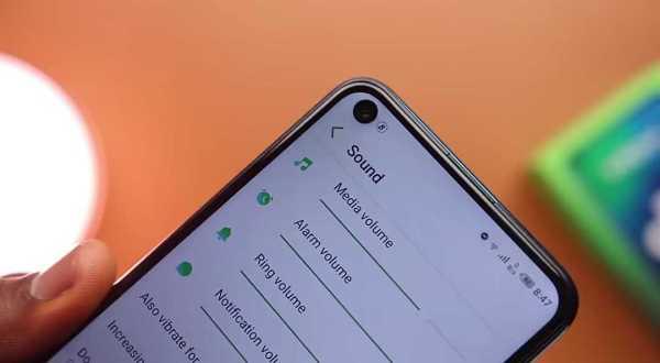 Infinix S5 camera review