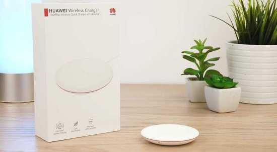 Huawei 15W wireless charging pad