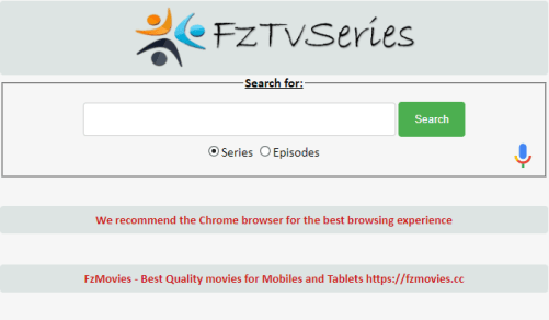 How to download movies from fztvseries