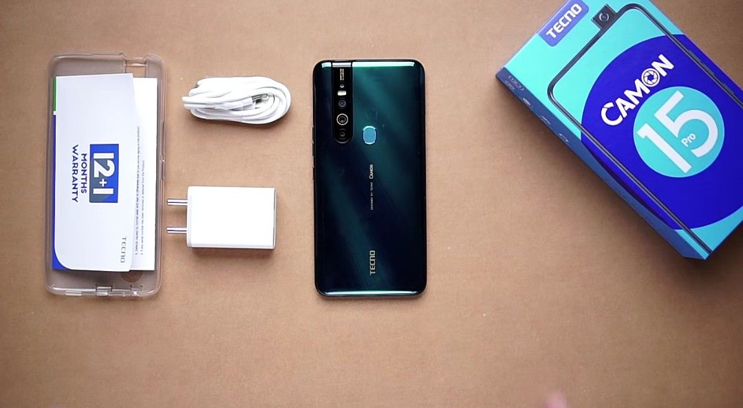 Tecno Camon 15 Pro spec, features and price in Nigeria