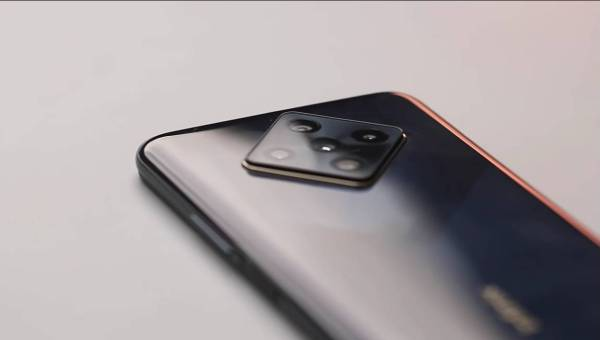 Infinix Zero 8 android 11 update