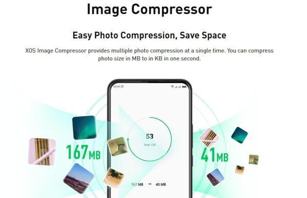 Tecno HiOS 7 - Image Compressor