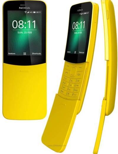 Best KaiOS phones - Nokia 8110 4G
