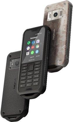 Best KaiOS phones to buy in Nigeria - Nokia 800 Tough