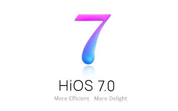 Tecno HiOS 7