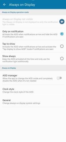 Samsung Galaxy A51 & A52 Notification LED