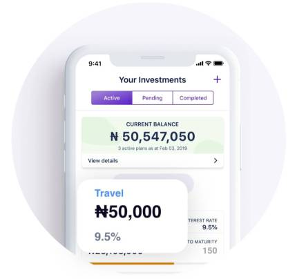 Best apps to save and invest money in Nigeria
