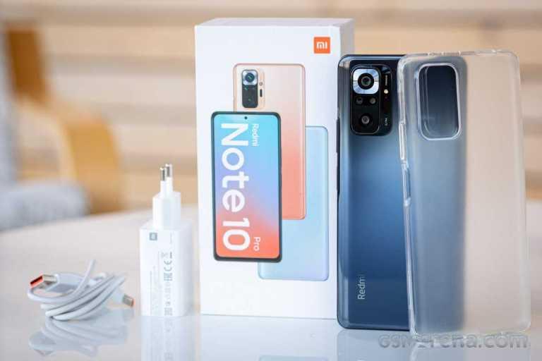 Xiaomi Redmi Note 10 Pro price in Nigeria