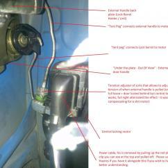 Electrical Wiring Diagram Uk Relay 5 Pin [corsa C] Central Locking / Fault