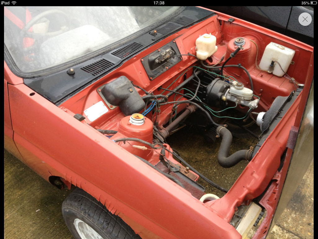 hight resolution of  traitor car zetec powered mk1 fiesta
