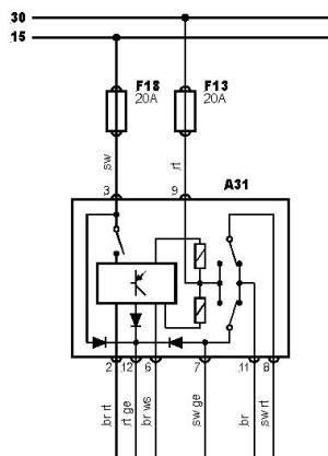 [Corsa B] central locking