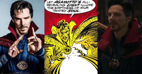 How The Eye of Agamotto May Still Help Doctor Strange in Future Films
