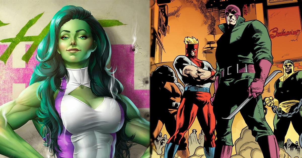 Wrecking Crew, She-Hulk