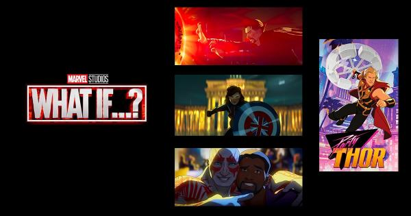 Multiverse Avengers and Zombie Superheroes: Marvel's 'What If…?' Trailer Breakdown