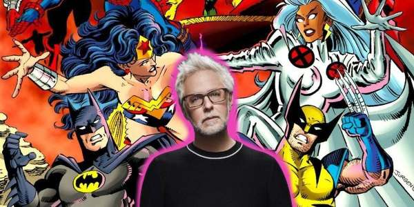 James Gunn Pitched a Marvel – DC crossover