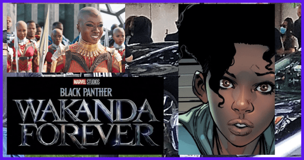 EXCLUSIVE: Images, Characters, and Scene Description of 'Black Panther: Wakanda Forever' Filming at MIT