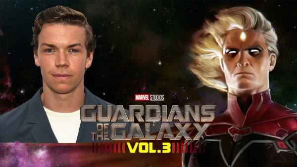 RUMOR: Will Poulter May Be Cast As Adam Warlock
