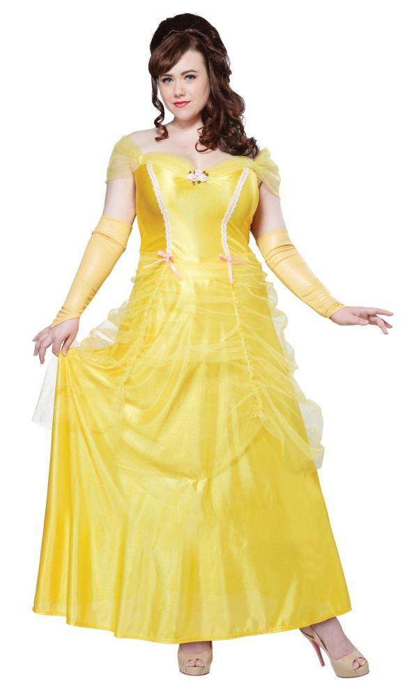 Adult Princess Beauty Women Belle Costume 51.99 Land