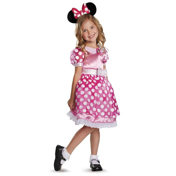 Minnie Mouse Toddler Halloween Costume