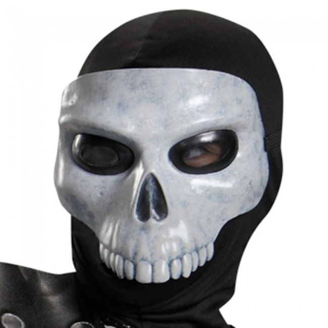 Kids Skeleton Ninja Muscle Boy Costume  2751  The