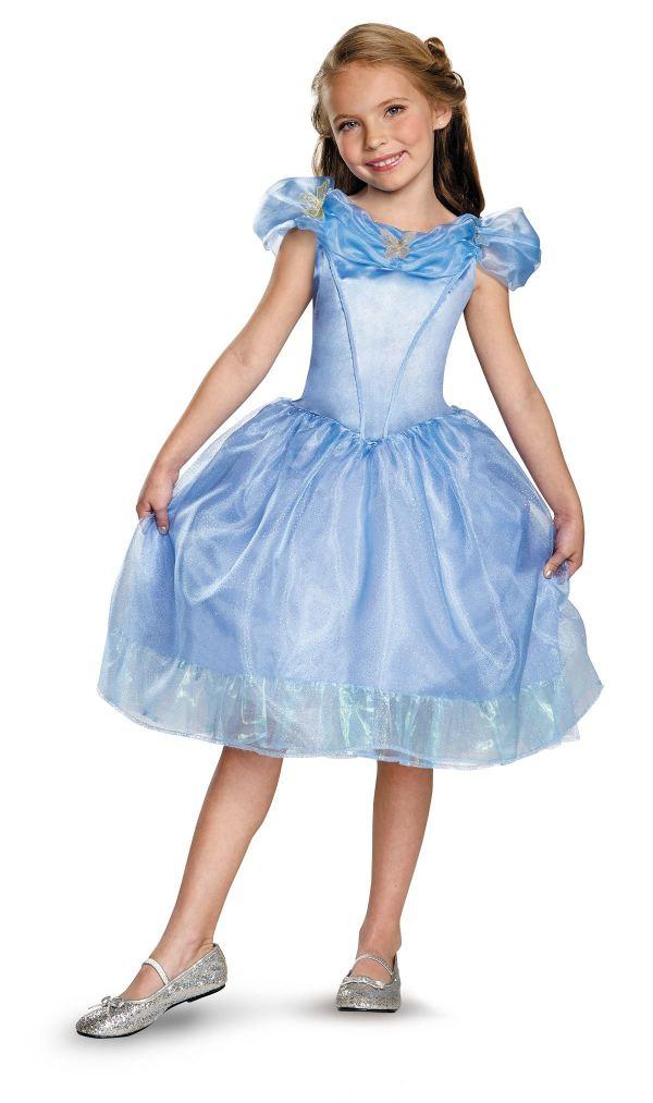 Kids Cinderella Disney Princess Girls Costume 22.99 Land