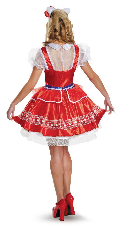 Adult Kitty Woman Lolita Deluxe Costume 85.99