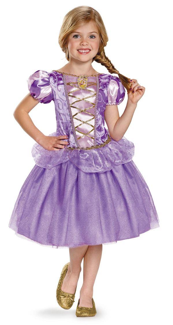 Kids Rapunzel Girls Disney Princess Costume 22.87 Land