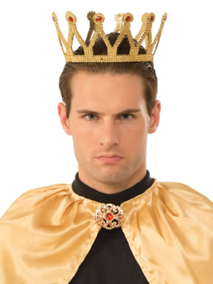 King Crown Costume