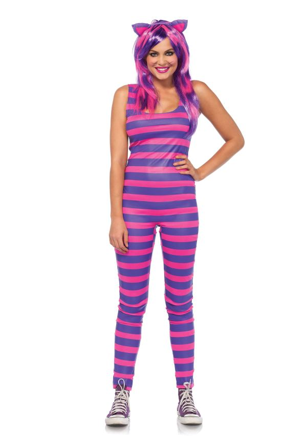 Adult Darling Cheshire Woman Costume 40.14 Land