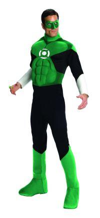 Green Lantern Costume For Girls